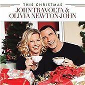 JOHN TRAVOLTA/OLIVIA NEWTON-JOHN - THIS CHRISTMAS NEW CD