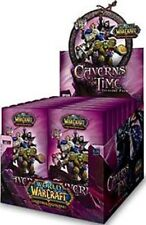 *NEW* World of Warcraft TCG: Cavern of Times Treasure Pack Booster Box