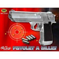 pistolet a bille 24 cm avec sachet de bille 21372 mh gun
