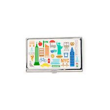 Design Ideas NYC NY NEW YORK ICONS Identity Business/Name Card Case 3210424