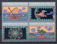 s1887aa) MARSHALL ISL.  1984 MNH** Postal independence 4v