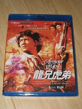 Armour of God (1987) (Blu-ray) -Jackie Chan , Alan Tam, Rosamund Kwan (Regon A)