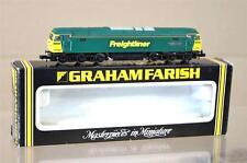 GRAHAM FARISH 804A CJM Kit Built CLASSE 57 Locomotiva 57003 FREIGHTLINER