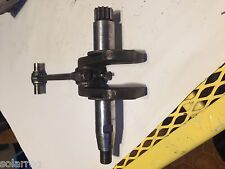 Antique Briggs & Stratton Motorwheel crankshaft, rod, & rist pin  1920's