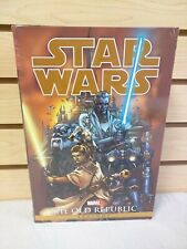 Star Wars Legends The Old Republic Omnibus Vol 1 Main Cover - New & Sealed