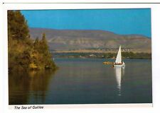 Postcard: The Jordan River leaving the Sea of Galilee
