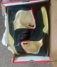 Mens Nike Air Yeezy 2 Solar Red Size UK 11