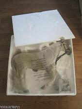 AMERICAN GIRL DOLL SAIGE'S HORSE AND BRIDLE~PONY~PICASSO~POSEABLE~SAGE~NEW