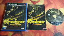 DYNASTY WARRIORS 3 XTREME LEGENDS PLAYSTATION 2 PS2 ENVÍO 24/48H