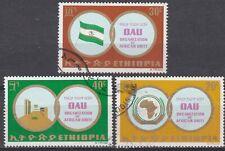 Ethiopia: 1970 Organization of African Unity (OAU), VFU
