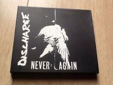 DISCHARGE .. NEVER AGAIN CD
