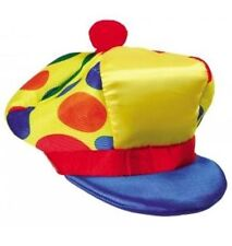 Adults Clown Circus Stag Do Gay Pride Rainbow Fancy Dress Party HAT-CIRCUS