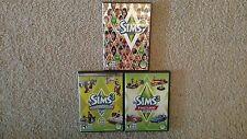 The Sims 3  w/ 2 Expansions PC MAC