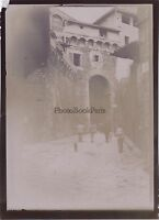 San Giminiano Italy Photo Amateur Vintage Citrate 1899