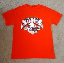 Auburn Tigers National Champions 2010 T Shirt Womens Ladies Sz S Small War Eagle