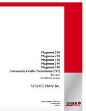 CASE//IH CT5050 CT5060 CT5070 CT5080 COMBINE SERVICE MANUAL