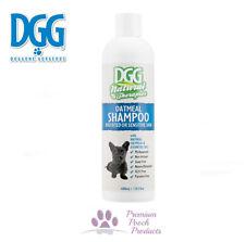 DGG Natural Therapies OATMEAL Dog Shampoo Natural Ingredients - Sensitive Skin