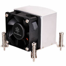 Silverstone SST-AR09-115XS Intel LGA1150/1151/1155/1156 60mm PWM Fan CPU Cooler