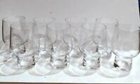ALESSI for DELTA AIRLINES Cordial Short Stem Glasses wine glass Set of 8