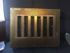 Neo Geo MVS Arcade 6 Slot Board PCB REFURBISHED UNIBIOS NEW CAPS