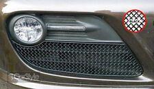 ZunSport Porsche Cayman 987.2 2009> Black Steel Mesh Outer Grille Set (pair)