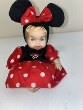 GOTZ Mini-Muffin Doll Minnie Mouse Disney Park Exclusive WALT DISNEY 21c