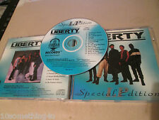 LIBERTY - SPECIAL EDITION LP CD VERY RARE NEAR MINT Funk, New Jack Swing HIP HOP