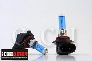 x2 9006 HB4 55W Car Headlight Xenon HID Super White Low Beam Fog Light Bulb A117