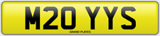 MOYS MOYA MOY MOYE MOYS NUMBER PLATE M20 YYS NO ADDED FEES TO PAY MOYY CAR REG