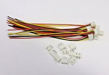 10X JST-XH 2S Balance Wire 3 Pin Connector Adapter 7.4v Lipo Battery HIYG