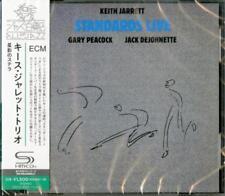 KEITH JARRETT TRIO-STANDARDS LIVE-JAPAN SHM-CD C94