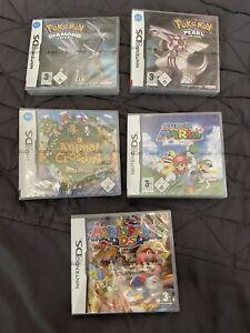 Nintendo DS Sealed Games Bundle (reproductions)