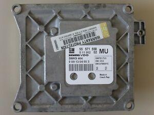 TECH 2 CLONED PLUG&PLAY VAUXHALL 55571558 (MU) 55563495 Z16XER ENGINE ECU ECM
