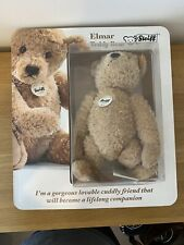 Elmar - Jointed Teddy Bear By Steiff. New, Boxed,  Perfect