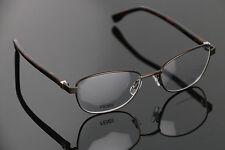 Brand New FENDI Eyeglass Frames FF 0012 7SR Brown/Havana Women 100% AUTHENTIC
