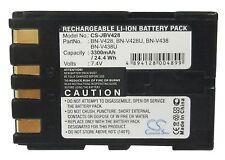 BNV438U Battery For JVC GRDVA101, GRDVA11K, GRDVA20K, GRDVA22K, GRDVA30K, CUVH1