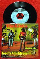 Single Kinks: God´s Children (Pie 10 061 AT) D