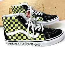 Sneakers Men's  VANS SK8 -HI Reissue Sharp Green suede Canvas  VN0A4BV8V3W