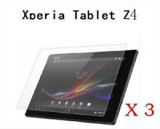 3 Glossy Matte Screen Protector Protection Shield Guard F Sony Xperia Tablet Z4