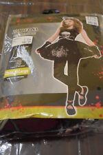 NIP Girl's Zomberina Zombie Ballerina Halloween Costume XLarge 14-16