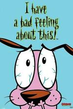 Courage the Cowardly Dog : Bad Feeling - Maxi Poster 61cmx91.5cm new and sealed
