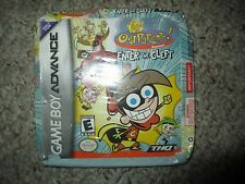 Fairly OddParents!: Enter the Cleft  (Game Boy Advance, 2002) GBA NEW Sealed