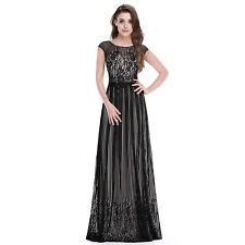 Ever-Pretty Women's Solid Asymmetrical Hem Dresses