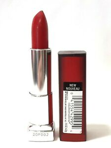 Maybelline Color Sensational Mattes Matte Finish Lipstick # 690 Siren In Scarlet