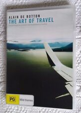 The Art Of Travel (DVD, 2008) R-4, LIKE NEW, FREE SHIPPING WITHIN AUSTRALIA