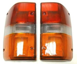 Rear Tail Signal Lights Lamp Set Left+Right for Nissan Patrol GR Y60 1987-1997