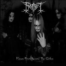 """Frost - Voices From Beyond The Gates EP - Black 12"""" Vinyl Record NEW"""