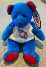 Mary Meyer Stuffed Toy USA Bear