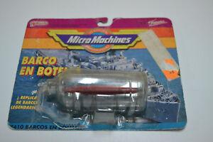 Micromachines - Troopship 1991- Barco en botella