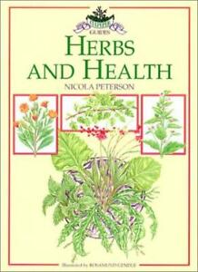 Herbs and Health (Culpeper Herbal Guides),Nicola Peterson